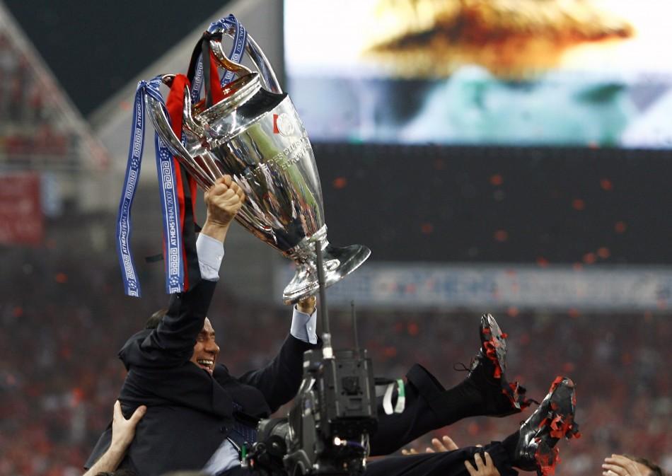 Silvio Berlusconi AC Milan