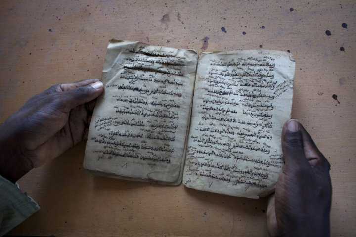 Timbuktu's manuscripts were moved by archivists and librarians (Reuters)