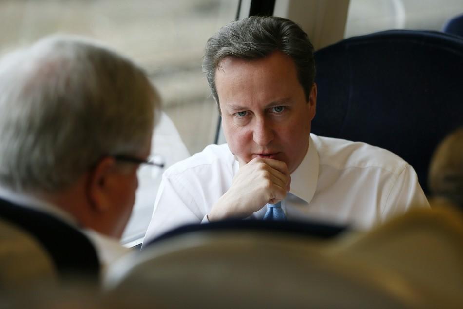 David Cameron Mali