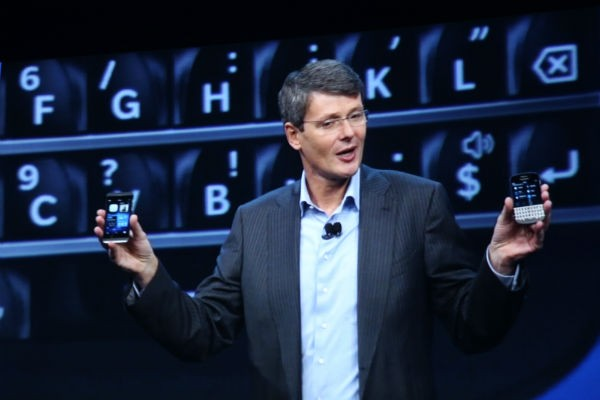 BlackBerry 10 Launch UK
