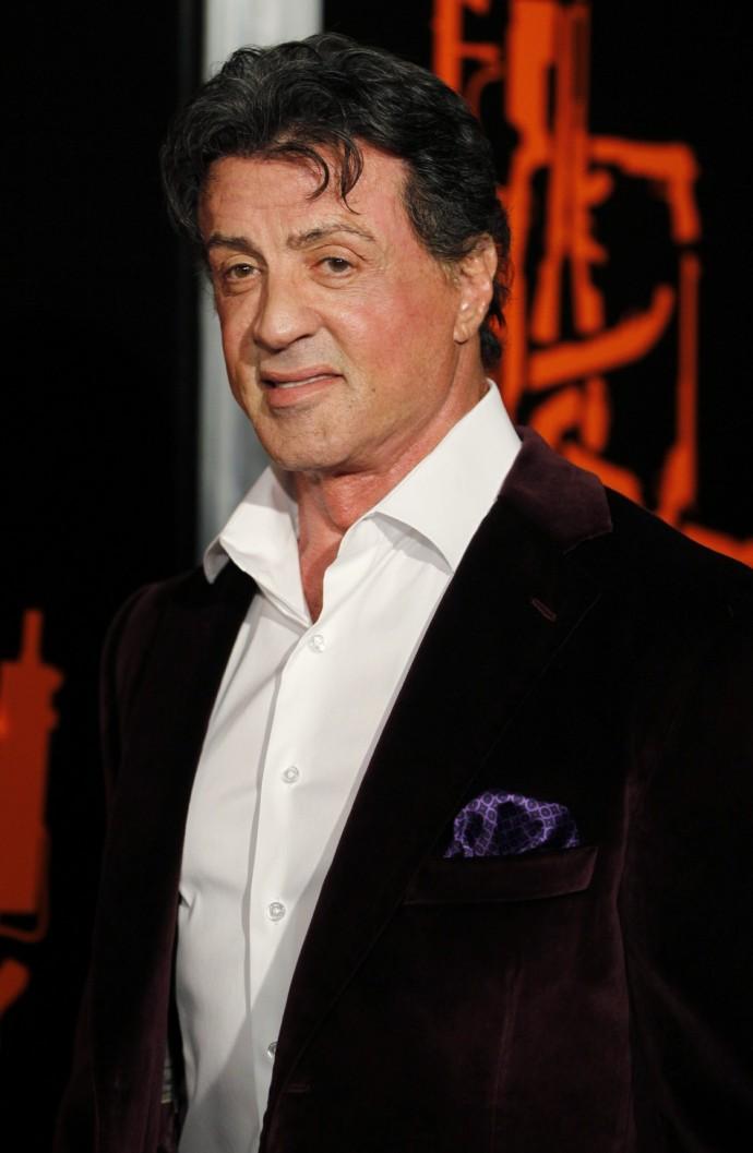 Sylvester Stallone Dea...
