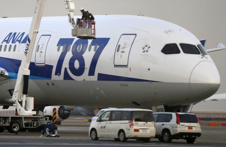 ANA's 787 Dreamliner