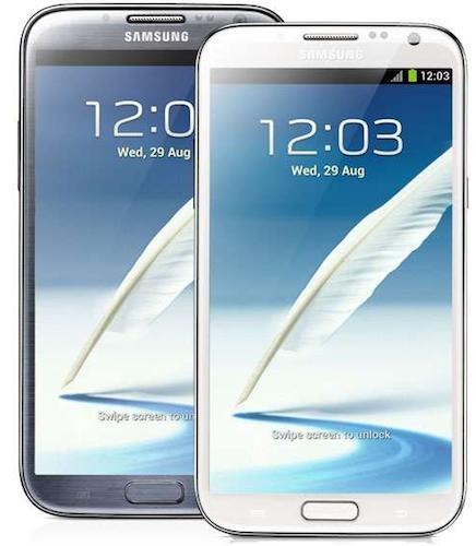 Galaxy Note 2 LTE N7105