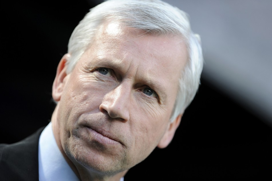 Alan Pardew is happy with Newcastle's transfer activities