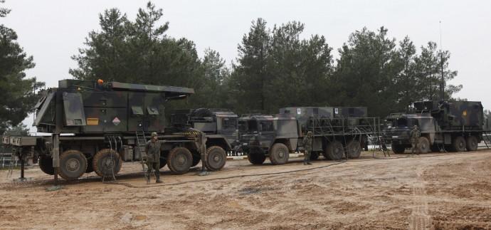 NATO missiles