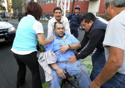 Mexico City Pemex blast