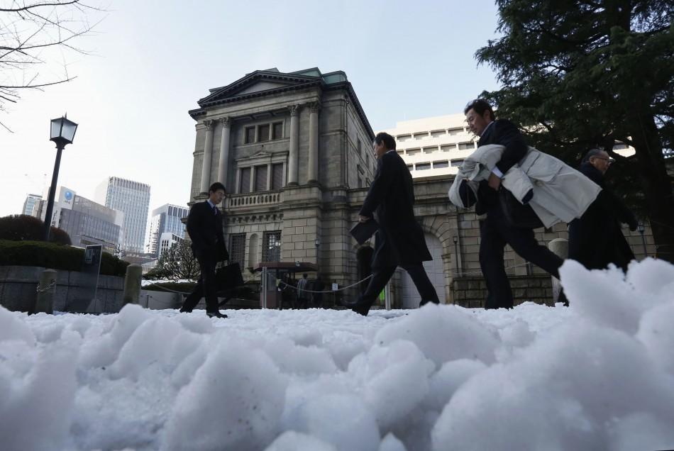 Japan unemployment