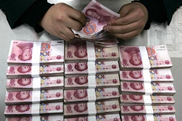 Banknotes China