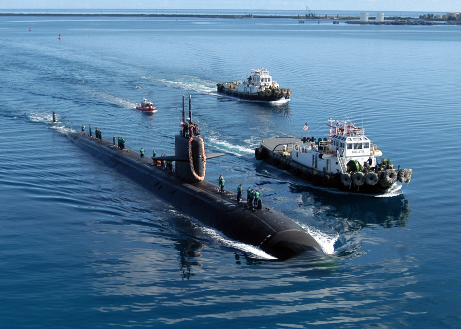 USS San Francisco (SSN 711)