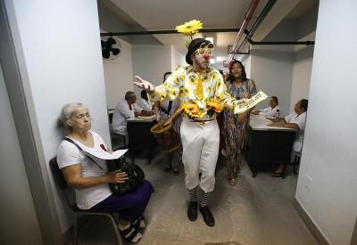 Rio De Janeiro pre-carnival festivities