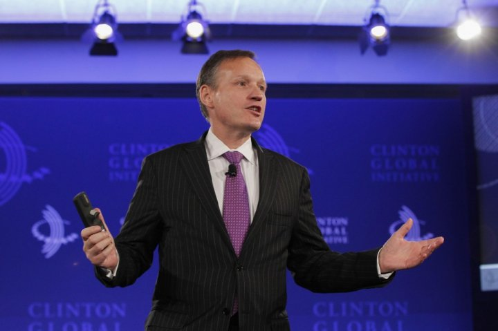 Antony Jenkins, CEO at Barclays (Photo: Reuters)