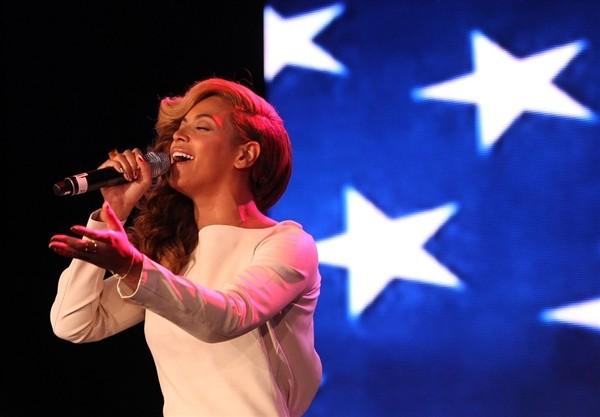Beyonce Pepsi Conference