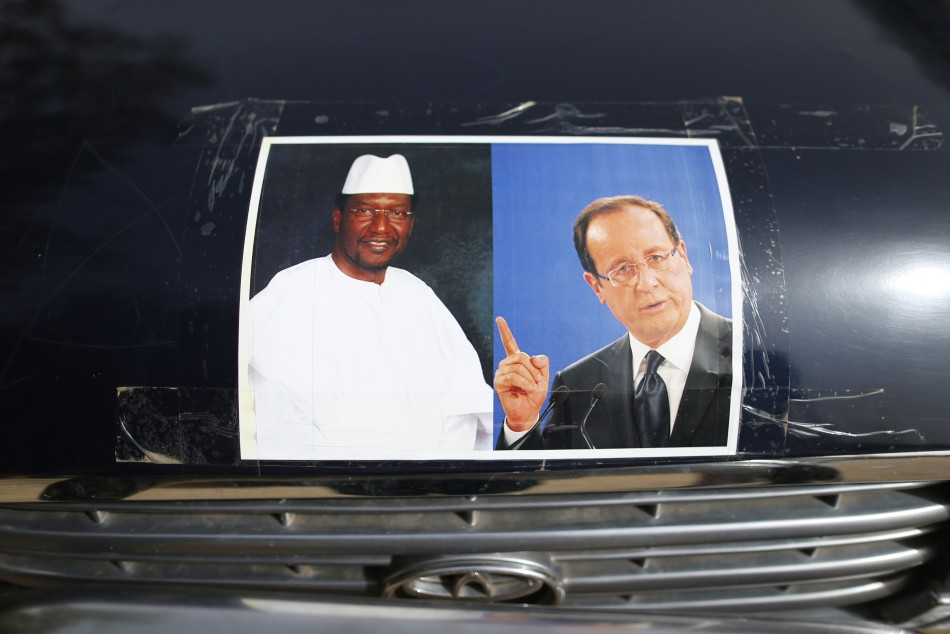 France Mali intervention