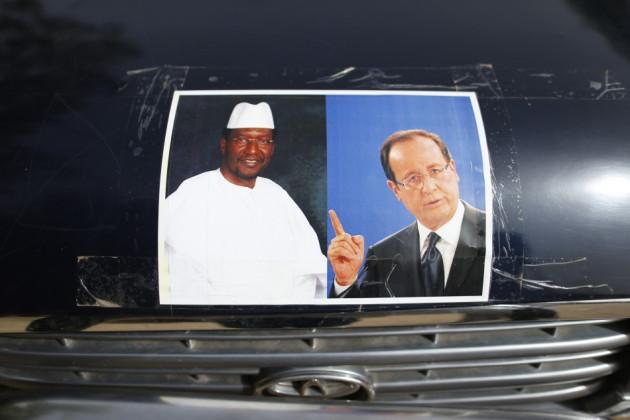 France Mali intervention