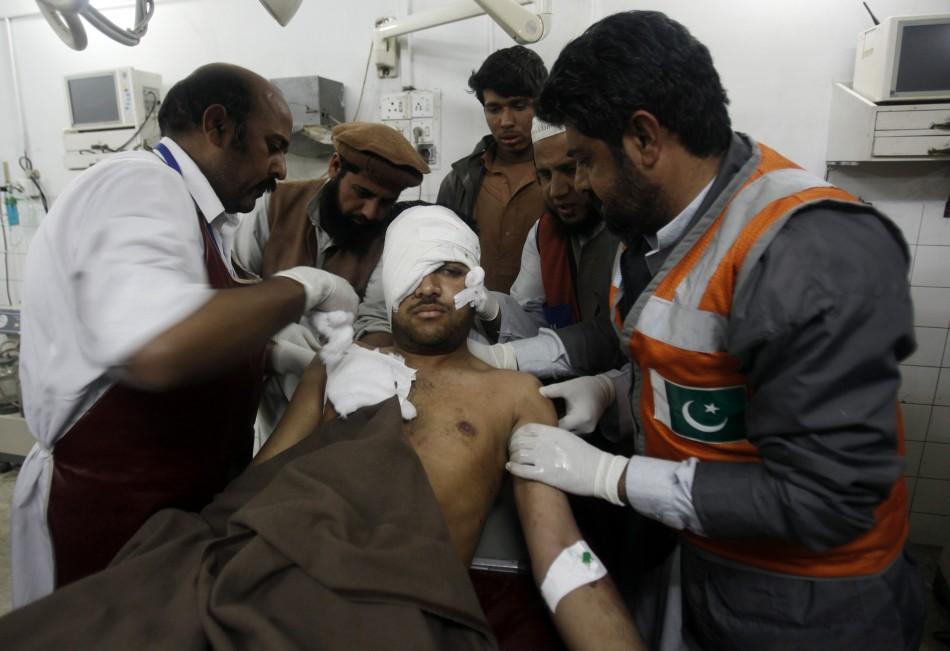 Pakistan attack
