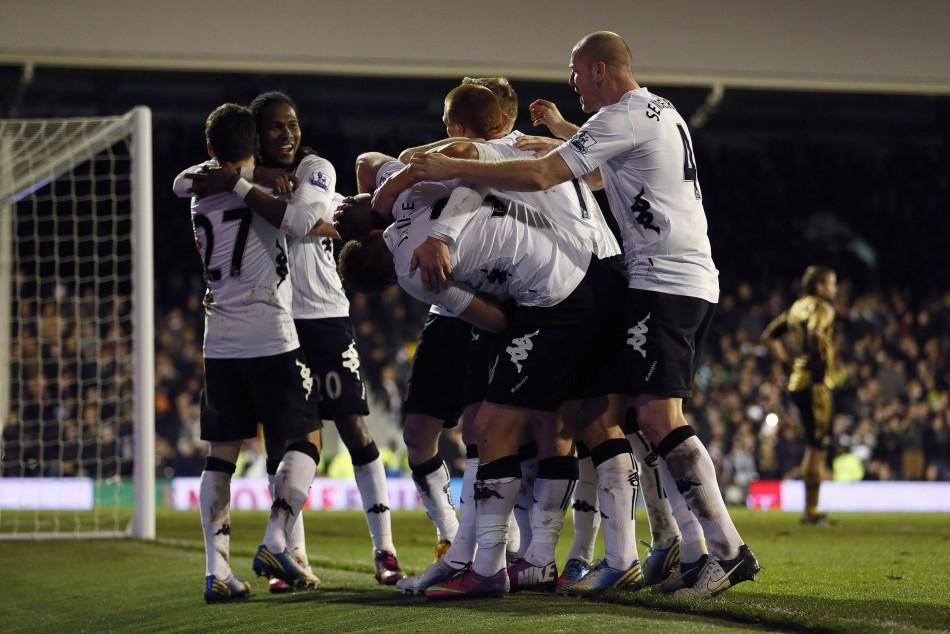 Fulham v West Ham United