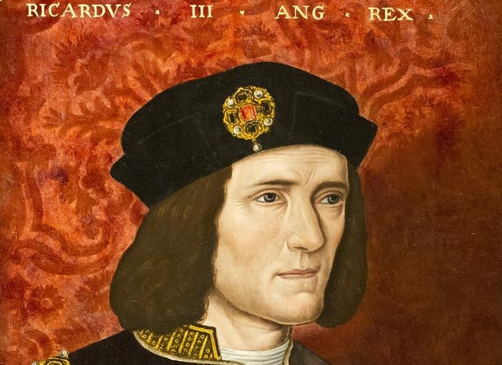 The skeleton seems to have suffered a traumatic blow to the head, which cleaved the back of his cranium, supporting the theory that it is indeed Richard III