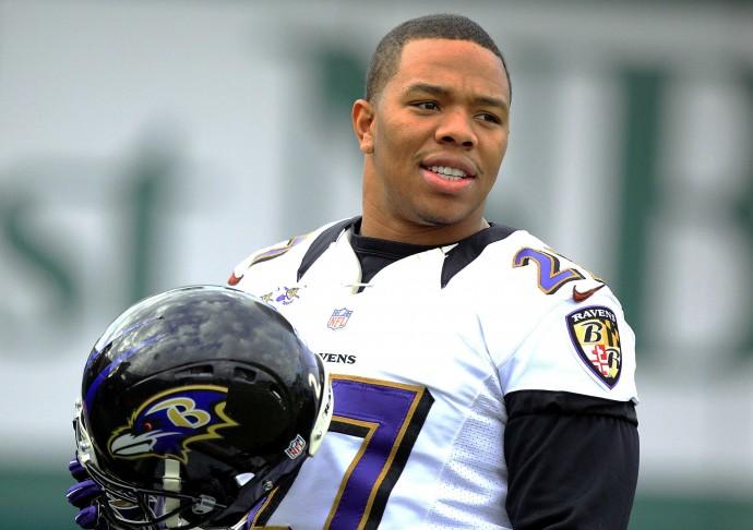 Ray Rice Baltimore Ravens