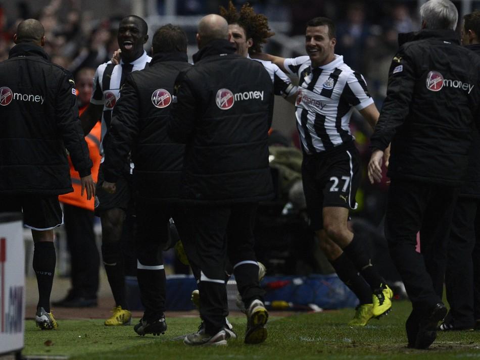 Newcastle United, Moussa Sissoko