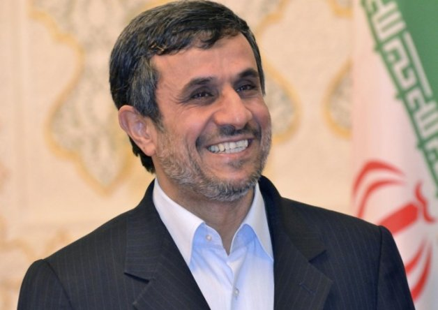 Iranian President Ahmadinejad