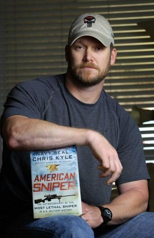 Former Navy SEAL and American Sniper author Chris Kyle was fatally shot at a gun range in Texas