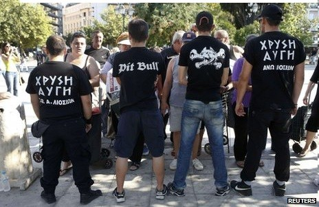 Golden Dawn march