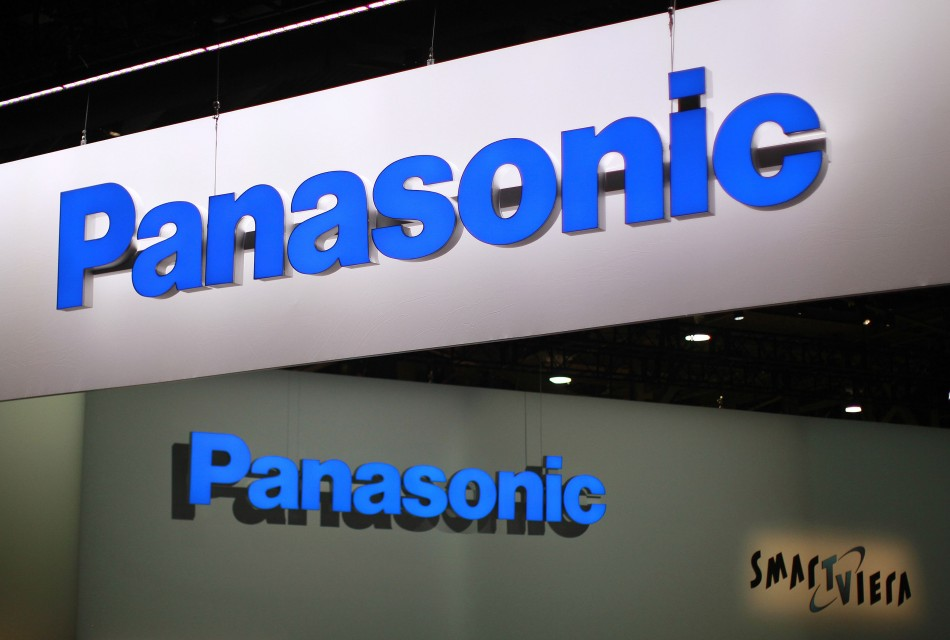Panasonic gains on improved third-quarter performance