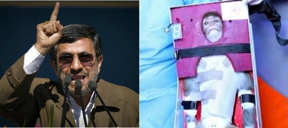 Iran space venture