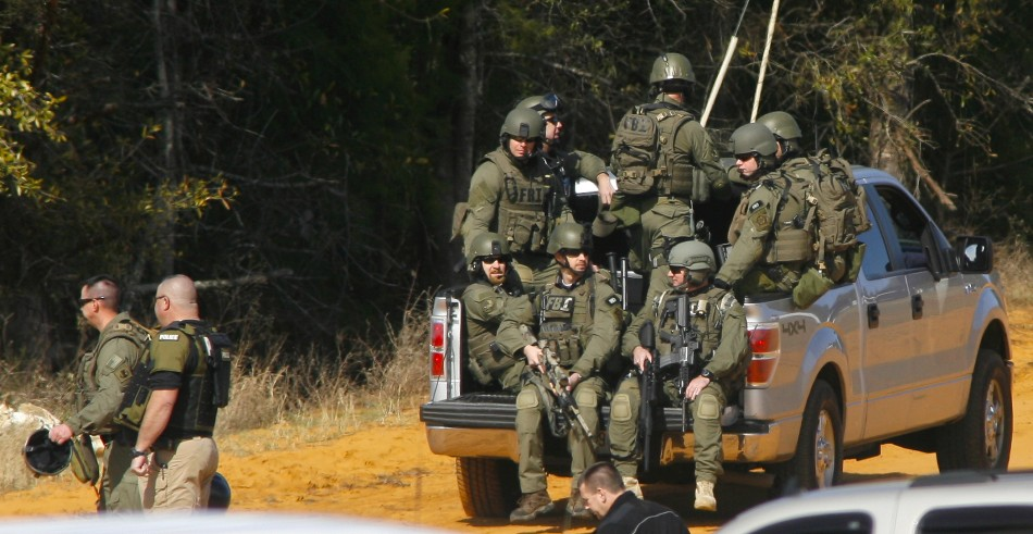 Alabama hostage