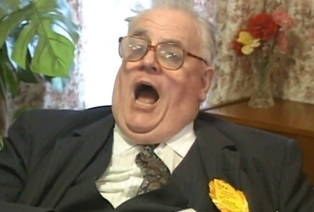 Cyril Smith MP