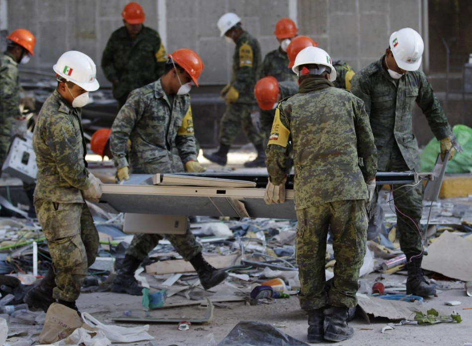 Mexico Pemex blast