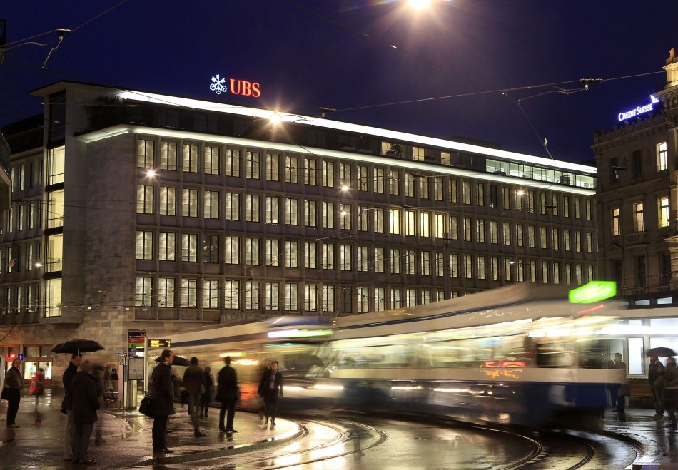 ubs swings to big loss in fourth quarter on  1 5 billion