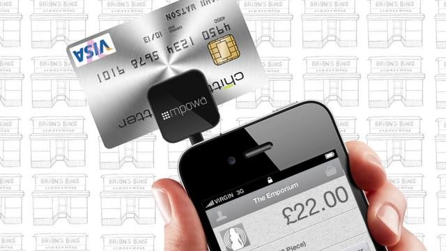 mPowa mobile payment solution