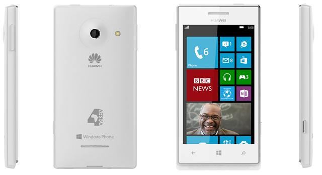 Huawei 4Afrika
