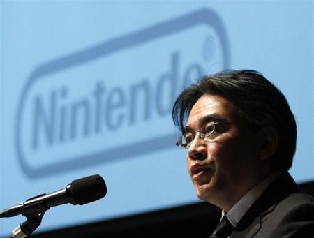 Wii U games Iwata