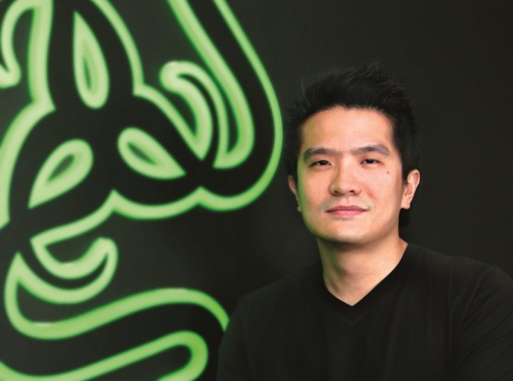 Razer edge interview Min Liang Tan