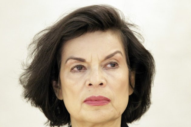 Bianca Jagger originally said the ring was worth £160,000 but now saying it is only worth around £15,000 (Reuters)