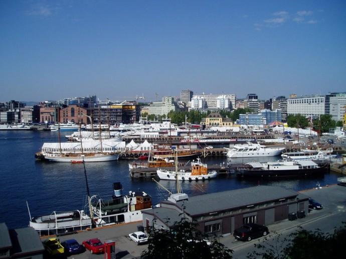 No. 4 Oslo, Norway