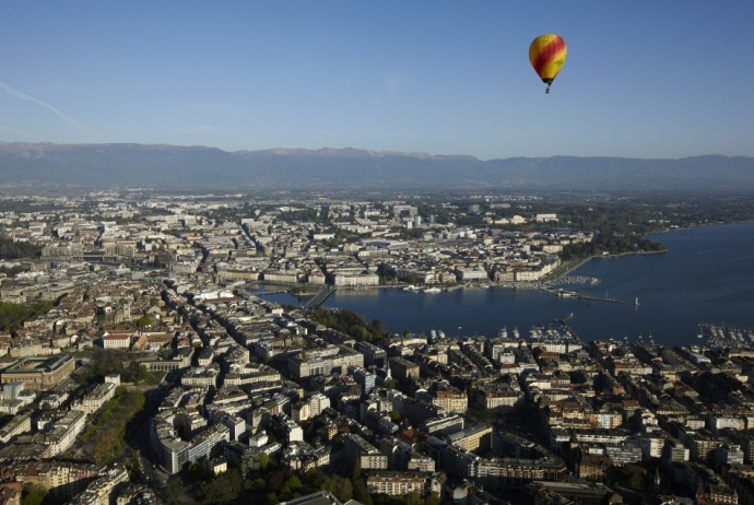 8. Geneva, Switzerland