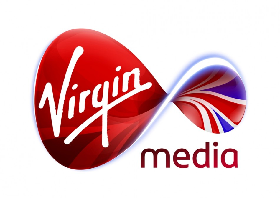 Virgin Media Union Jack Logo