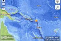 Tsunami Measuring 0.9 Meters Hits Solomon Islands After 8.0 Magnitude Quake