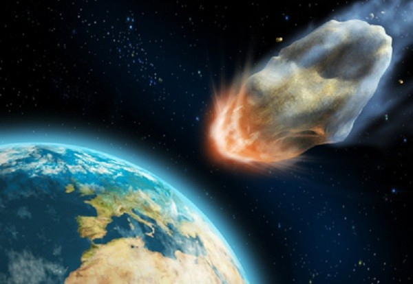 Asteroid coming this way