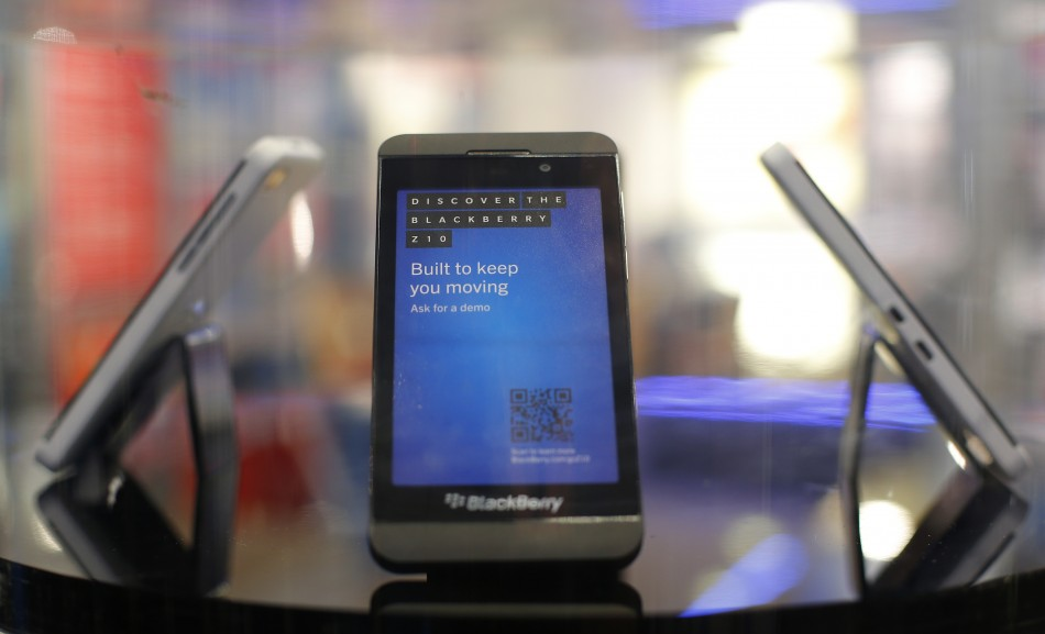 BlackBerry 10 Launch
