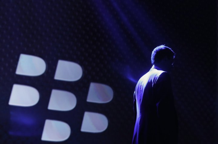 Thorsten Heins CEO BlackBerry 10 Launch