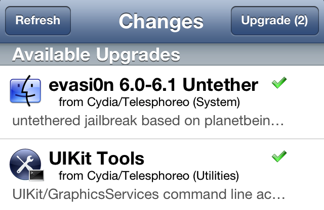 Evasi0n iOS 6 Untethered Jailbreak: New Update Fixes Weather App Crash Bug and Long Reboot Issue [How to Install]