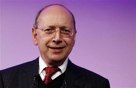 Ben Verwaayen, outgoing CEO at Alcatel Lucent (Photo: Reuters)