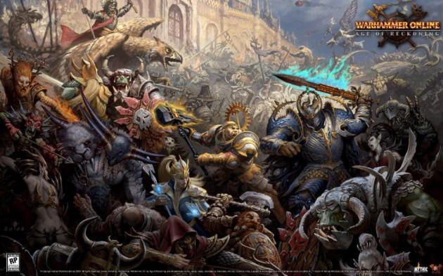 Warhammer Online (Source - Facebook/Warhammer)