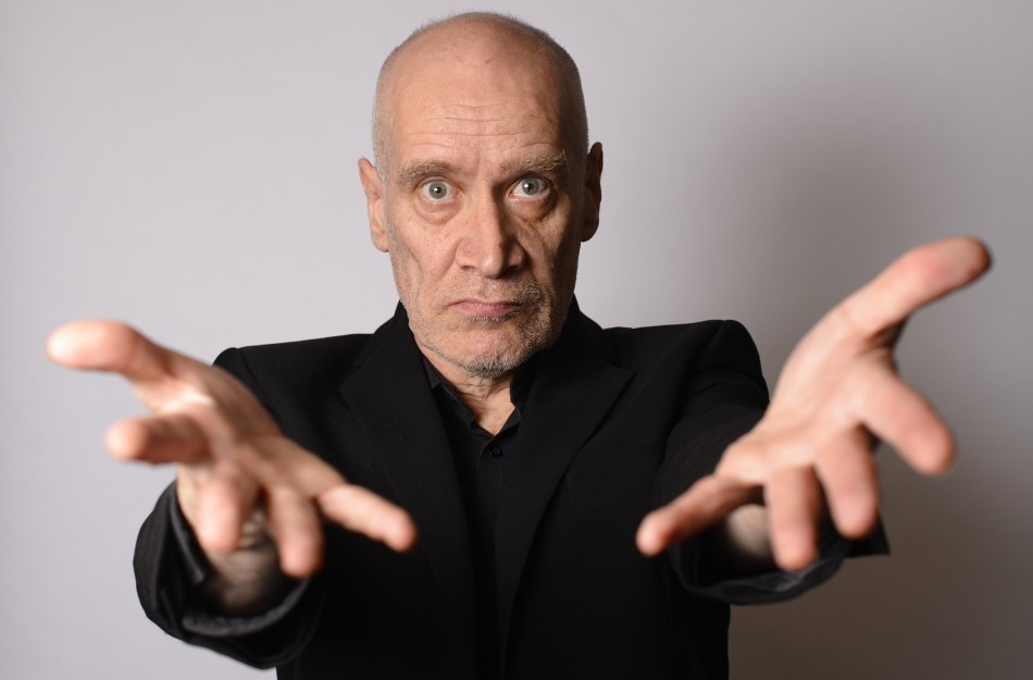 Wilko Johnson was diagnosed with cancer and told he has less than one year to live (Reuters)