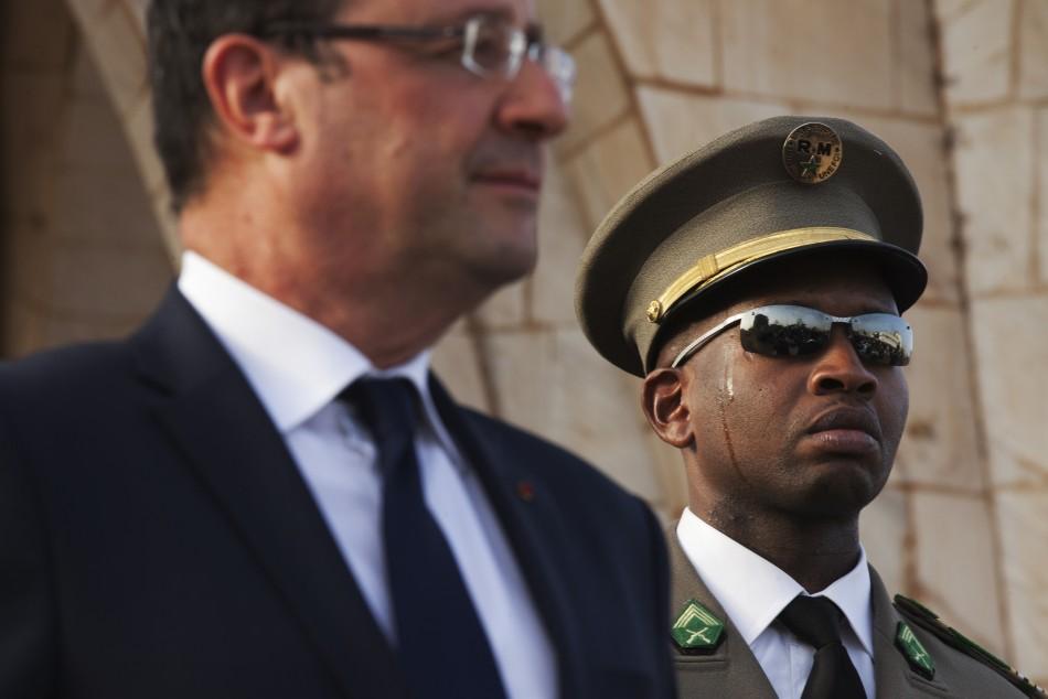 Hollande Mali