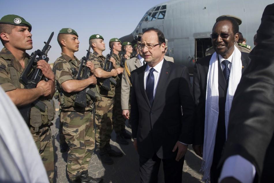 Hollande Traore